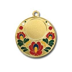 Medalie din metal vopsit E506S