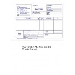 Facturier A5
