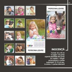 Calendar de inocenta