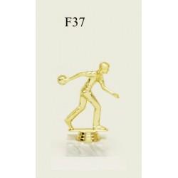Figurina de aur F37