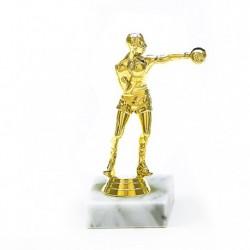 Figurina de aur F603