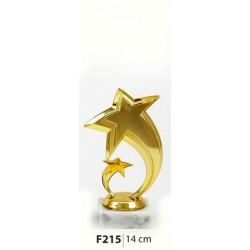 Figurina de aur F215