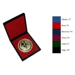 Casete din plus, cu fund fix, pentru medalii