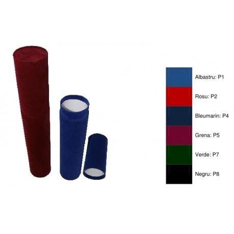Tuburi din plus, monocolore, pentru diplome A4